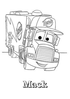 Monster Truck Coloring Pages, Paw Patrol Coloring Pages, Cars Coloring Pages, Coloring Pages For Boys, Disney Coloring Pages, Animal Coloring Pages, Coloring Books, Kids Colouring, Lightning Mcqueen