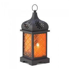 Gallery Of Light S1004 Sunset Temple Moroccan Lantern