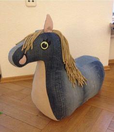 Großes kuscheltier Pferd