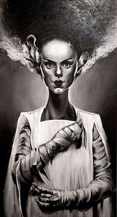Bride of Frankenstein.