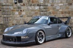 1994 Widebody Porsche 911