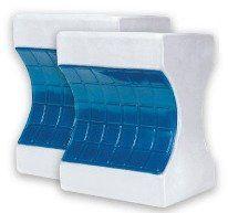 Calming Comfort Cooling Knee Pillow Knee Pillow Pillow Reviews