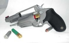 The Taurus Judge, The Ultimate Close Range Public DefenderLoading that magazine is a pain! Get your Magazine speedloader today! http://www.amazon.com/shops/raeind