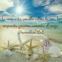 Proverbios 15:1