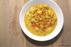 EGOSHE.dk - En madblog med South Beach opskrifter og andet godt...: Indisk gryderet