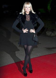 Emma Bunton in pantyhose Fit Women, Sexy Women, Emma Bunton, Geri Halliwell, Black Pantyhose, Spice Girls, Nylon Stockings, Celebs, Celebrities