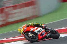 Valentino Rossi #ducatiteam2011