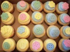Button cupcakes :)