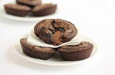 Nutella lava brownies | Kirbie's Cravings | A San Diego food & travel blog