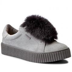 Sneakers NESSI - 17111 Czarny W/K A1uve9