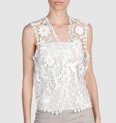 crochet lace - inspiration only