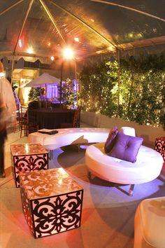 cool stools - Oviatt Penthouse - Los Angeles