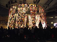 Roppongi Art Night, 2014.