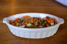 Tip na večeru: Senzačná hubová frittata so zeleninou