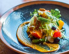 Down in the South, American chefs are creating new classics with the help of traditional Asian flavors.