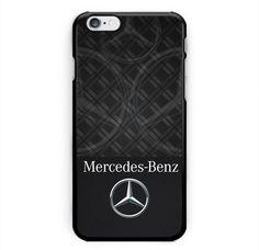 New Rare Mercedes Print Leather design art Hard Plastic Case for iPhone 6s Plus #UnbrandedGeneric
