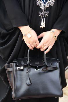 Van Cleef & Arpels Jewelry,  Hermes Birkin
