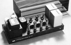 LUXMAN A2500  1972