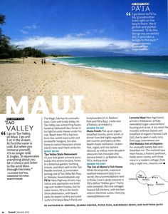 To do in Paia