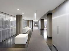 Headquarters schlaich bergermann und partner / Ippolito Fleitz Group GmbH, corridor