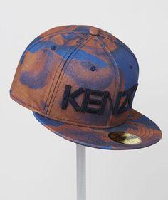 KENZO x New Era – Fall/Winter 2013 Cap Collection
