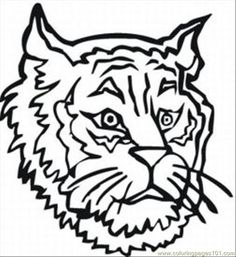 Cub scout coloring pages free printable coloring page 63 for Coloring pages tiger cubs