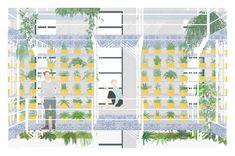 arcipelago - architettura collettiva · Del Verde