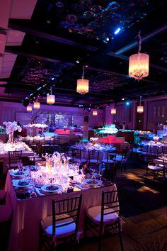 photo by Denver based wedding photographer Jared Wilson - indoor reception