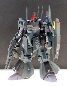 MG Rick Dias Remodeled by sary | Gundam Century