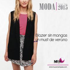 Dale un aspecto formal a tu outfit con esta prenda ¿Ya tienes el tuya?