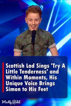Scottish Boy Nails 1966 Otis Redding Classic on Britain's Got Talent Got Talent Videos, Britain's Got Talent, Talent Show, Otis Redding, Cool Music Videos, Rhythm And Blues, Beautiful Songs, Soul Music, Music Songs