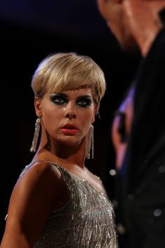 Michelle Abildtrup and Martino Zanibellato - 2011 IDSF World Latin DanceSport Championships
