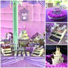 Purple Princess + Sofia the First Themed Birthday Party with Lots of Cute Ideas via Kara's Party Ideas KarasPartyIdeas.com #PrincessParty #SofiaTheFirstParty #ParytIdeas #Supplies (1) | Kara's Party Ideas