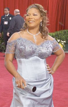 queen latifah clothes fashion -