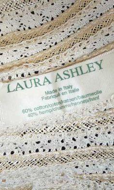 vintage laura ashley hat