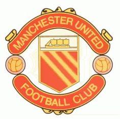 Manchester United Crest. 1980's