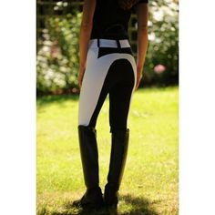 Looking for breeches that are water and stain resistant? Now you have found them! These Arista breeches are made of the fabulous Nanosphere technology fabric which is both water and stain resistance.