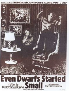 'Even Dwarfs Started Small' (1970)