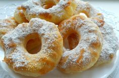 Recent Recipes - Receptik. Czech Desserts, Sweet Desserts, Sweet Recipes, Kefir, Dessert Drinks, Dessert Recipes, Slovakian Food, Eastern European Recipes, Seafood Seasoning