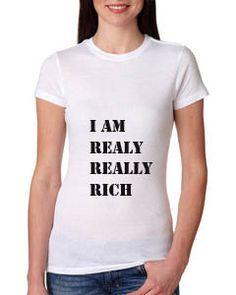 I am really rich #promoteeusa #promoteeamerica #fashion https://promoteeusa.myshopify.com