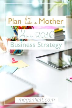 THE MAMA ADVANTAGE || Mama CEOs have these 3 key attributes that allow us to Plan Like a Mother when it comes to running our small businesses.