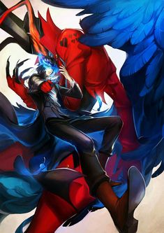 Persona 5 Protagonist and Arsene Persona 5 Anime, Persona 5 Joker, Persona 4, Ren Amamiya, Shin Megami Tensei Persona, Akira Kurusu, Another Anime, Boku No Hero Academy, Super Smash Bros