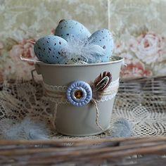 adis / veľkonočná dekorácia... Sugar Bowl, Bowl Set, Tea Cups, Tableware, Dinnerware, Tablewares, Dishes, Place Settings, Cup Of Tea