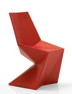 VERTEX Chair by  Karim Rashid - Vondom