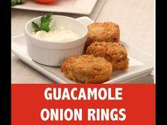 Recipe: Guacamole Onion Rings - Dashingly Different