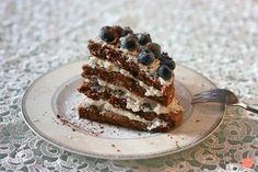 Czas na pasje: Zdrowy tort na śniadanie!