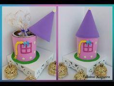 Lata de Leite Personalizada com EVA 💕🏰 Enrolados 👸 - YouTube Bolo Rapunzel, Rapunzel Birthday Cake, Tangled Birthday Party, Baby Birthday, Birthday Parties, Paper Crafts For Kids, Crafts For Girls, Fun Crafts, Diy And Crafts