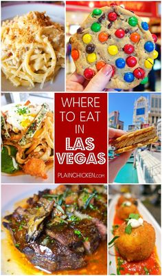 Plain Chicken: Where to Eat in Las Vegas