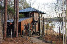 Pine Ridge Residence - Lake|Flato Architects (San Antonio)
