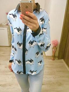Modrá blúzka Peplum, Tops, Women, Style, Fashion, Moda, Women's, La Mode, Shell Tops